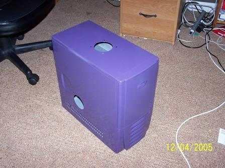 Antec case painted purple!.JPG