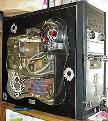 picture of my skull pc