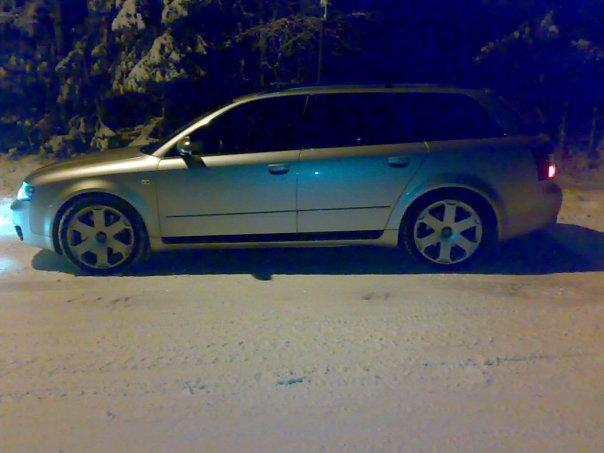 My audi..