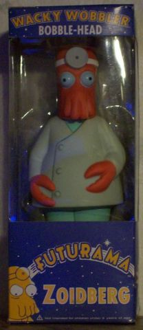Dr. John A. Zoidberg (bobblehead)
