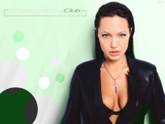 Babes of OCC Wallpaper Series - Angelina Jolie